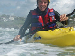 Sea Kayaking with James Linford